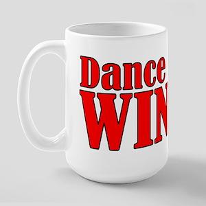Dance Contest Winner Large Mug