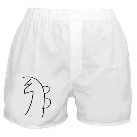 Se-he-ki (Mrs. Takata Hand Drawn) Boxer Shorts