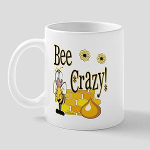 Bee Crazy Mug
