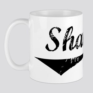 Shane Vintage (Black) Mug