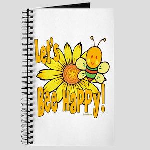 Let's Bee Happy! Journal