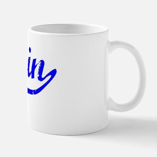 Quintin Vintage (Blue) Mug