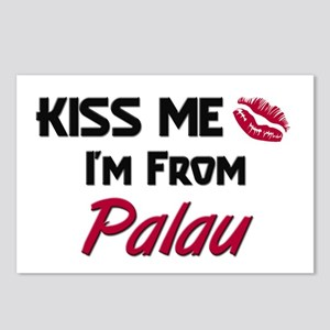 Kiss Me I'm from Palau Postcards (Package of 8)