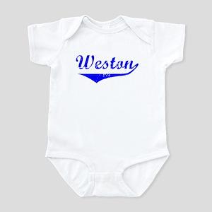 Weston Vintage (Blue) Infant Bodysuit