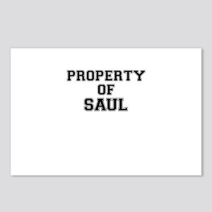Property of SAUL Postcards (Package of 8)