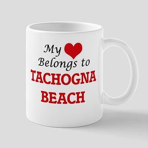 My Heart Belongs to Tachogna Beach Northern M Mugs