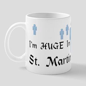 I'm Huge In St. Martin Mug
