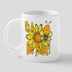It's A Bee Thing Mug