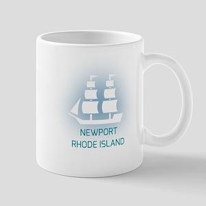 Newport R.I. Mugs