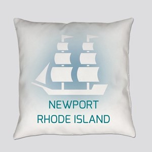 Newport R.I. Everyday Pillow