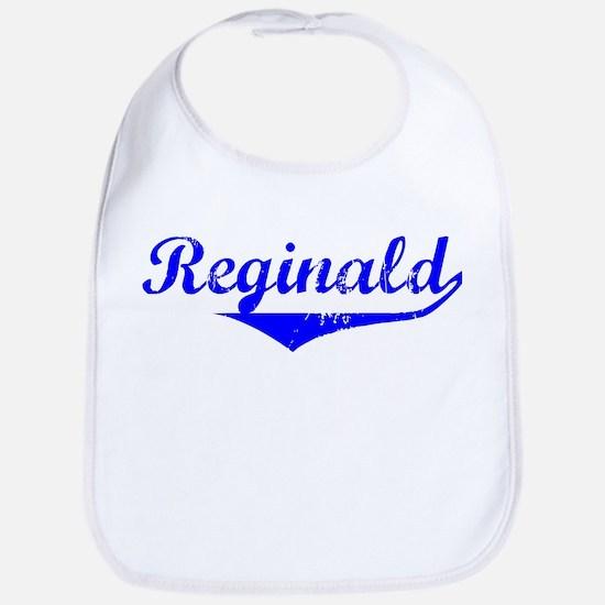 Reginald Vintage (Blue) Bib