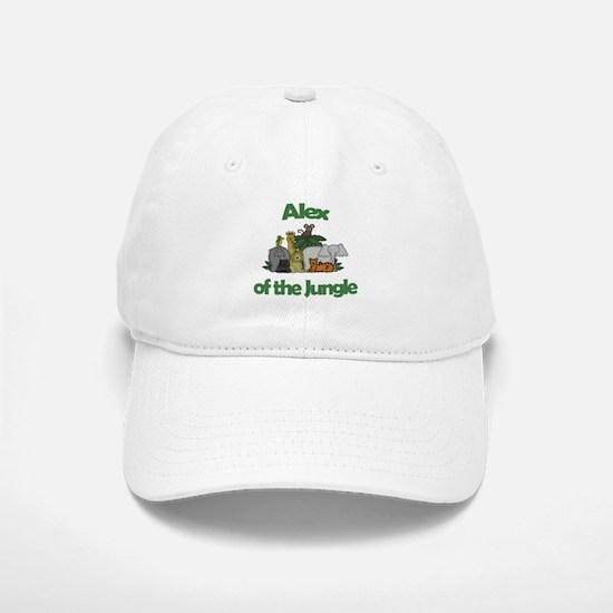 Alex of the Jungle Baseball Baseball Cap