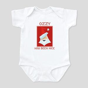 OZZY has been nice Infant Bodysuit