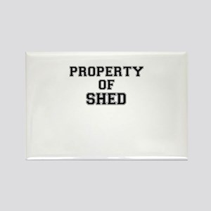 Property of SHED Magnets