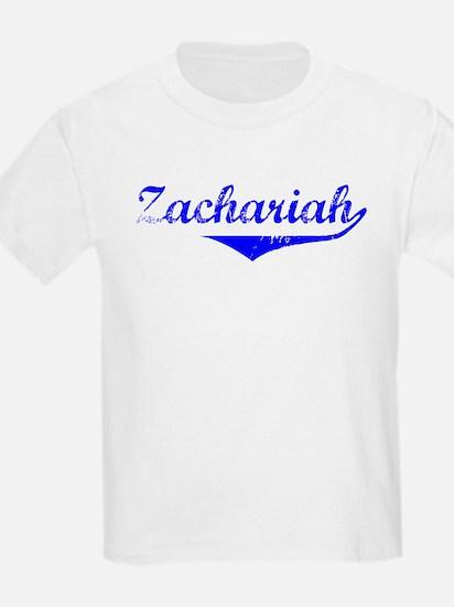 Zachariah Vintage (Blue) T-Shirt