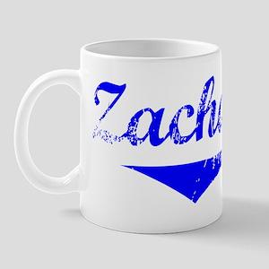 Zachary Vintage (Blue) Mug