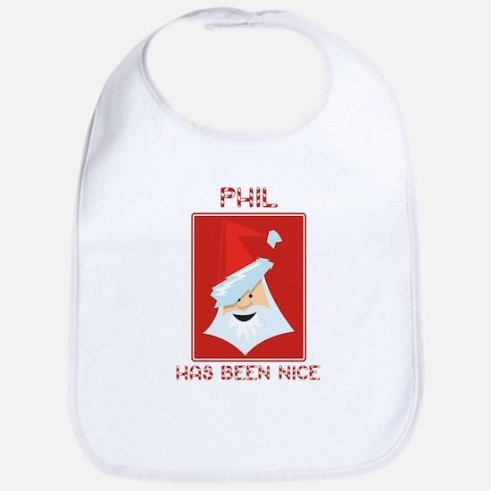 PHIL has been nice Bib