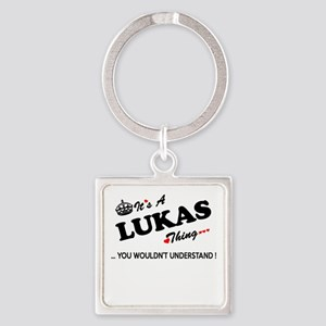 LUKAS thing, you wouldn't understand Keychains