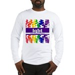 lgbt - lesbian, gay, bisexual Long Sleeve T-Shirt
