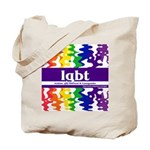lgbt - lesbian, gay, bisexual Tote Bag