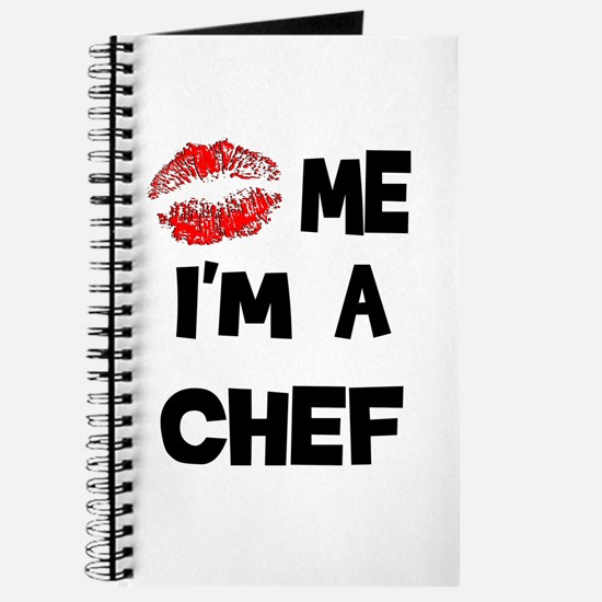 'Kiss Me I'm A Chef Journal