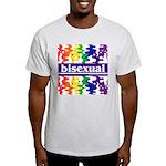 bisexual Ash Grey T-Shirt