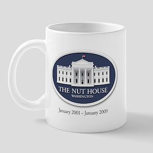 """""""The Nut House"""" Mug"""