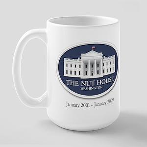 """""""The Nut House"""" Large Mug"""