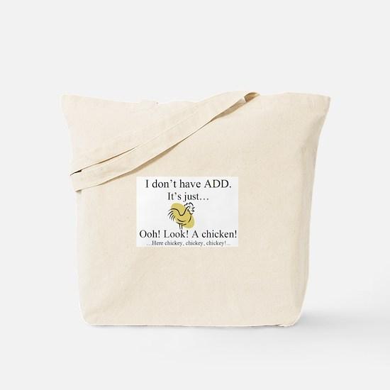 chikins Tote Bag