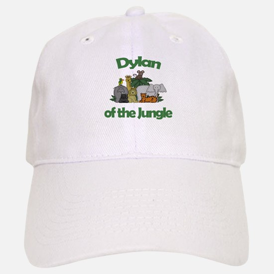 Dylan of the Jungle Baseball Baseball Cap