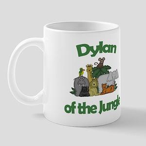 Dylan of the Jungle Mug