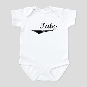 Tate Vintage (Black) Infant Bodysuit