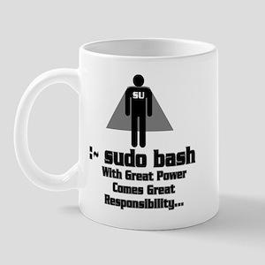 SUDO BASH Mug