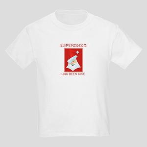 ESPERANZA has been nice Kids Light T-Shirt