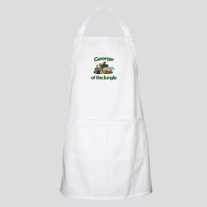 George of the Jungle  BBQ Apron