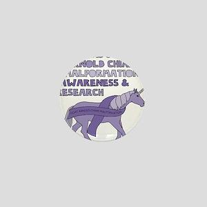 Unicorns Support Arnold Chiari Malform Mini Button