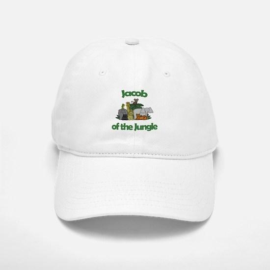 Jacob of the Jungle Baseball Baseball Cap