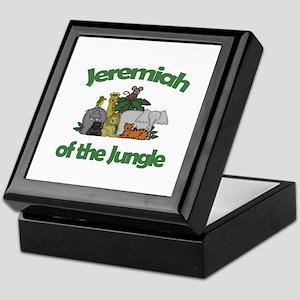 Jeremiah of the Jungle  Keepsake Box