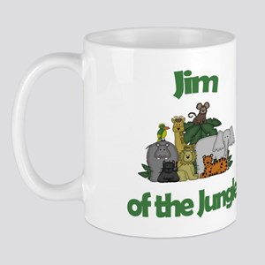 Jim of the Jungle Mug