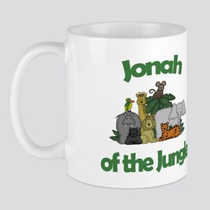Jonah of the Jungle Mug