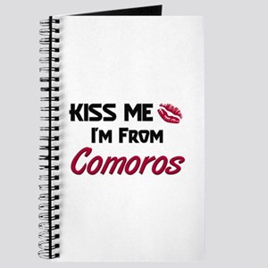 Kiss Me I'm from Comoros Journal