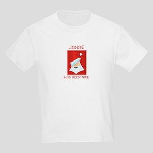 JANAE has been nice Kids Light T-Shirt