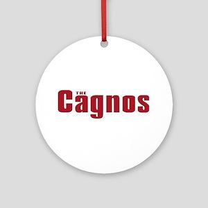 cagno family Ornament (Round)