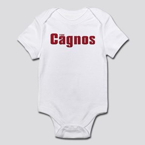 cagno family Infant Bodysuit