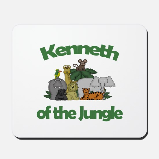 Kenneth of the Jungle Mousepad