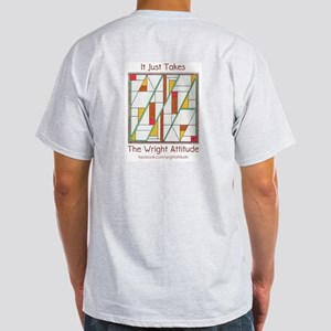 Wright Attitude T-Shirt 2