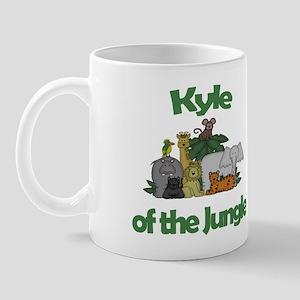 Kyle of the Jungle Mug