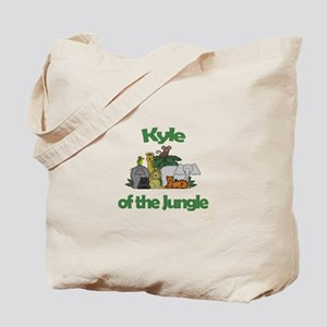 Kyle of the Jungle Tote Bag