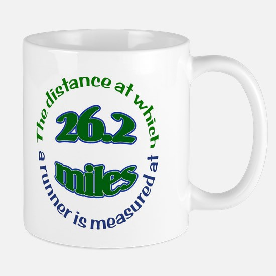 Mug       for marathon runners