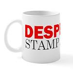 Desperate Stamp Addict Mug